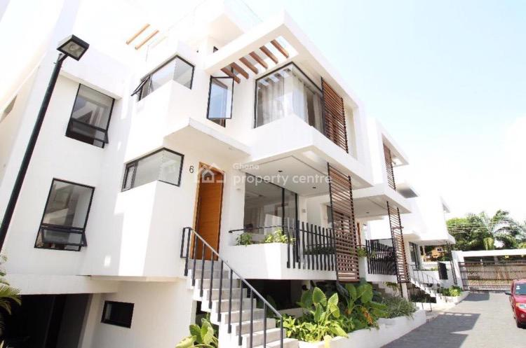 Ultra Modern 4 Bedroom Townhouse at Cantoments, Cantoments, Cantonments, Accra, Detached Bungalow for Sale