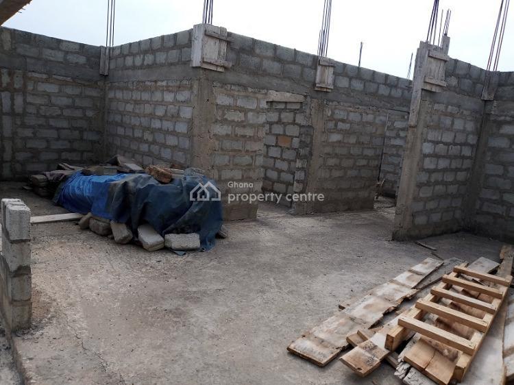 Uncompleted 4 Bedrooms House, Ga-odumase Near Pokuase Interchange, Accra Metropolitan, Accra, Terraced Duplex for Sale
