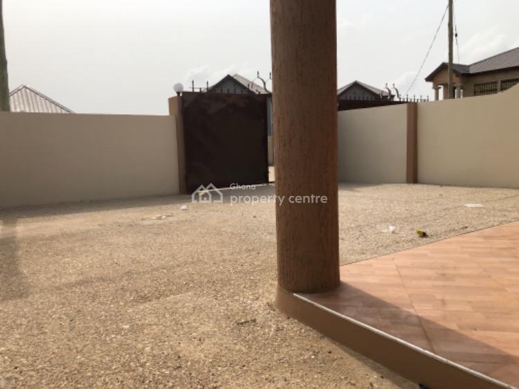 3 Bedroom Semi Detach in a Gated Community., Estate Road, Abokobi, Ga East Municipal, Accra, Semi-detached Bungalow for Sale
