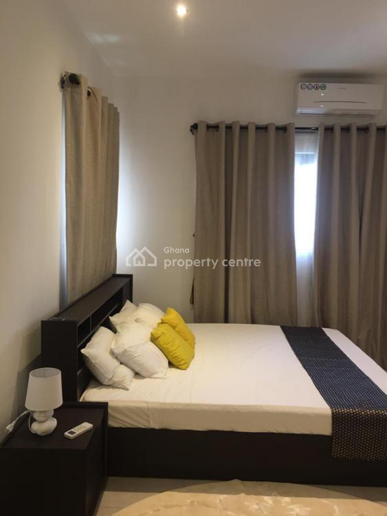 Furnished 1 Bedroom in Cantoments, Cantonments, Accra, Self Contained (single Rooms) for Rent