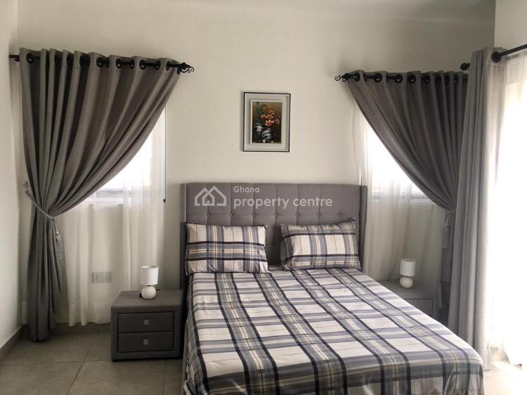 Furnished 2 Bedroom Apartment, East Cantonments, Cantonments, Accra, Self Contained (single Rooms) for Rent