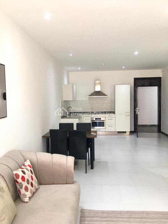 1 Bedroom Furnished Apartment, Cantonments, Accra, Self Contained (single Rooms) for Rent