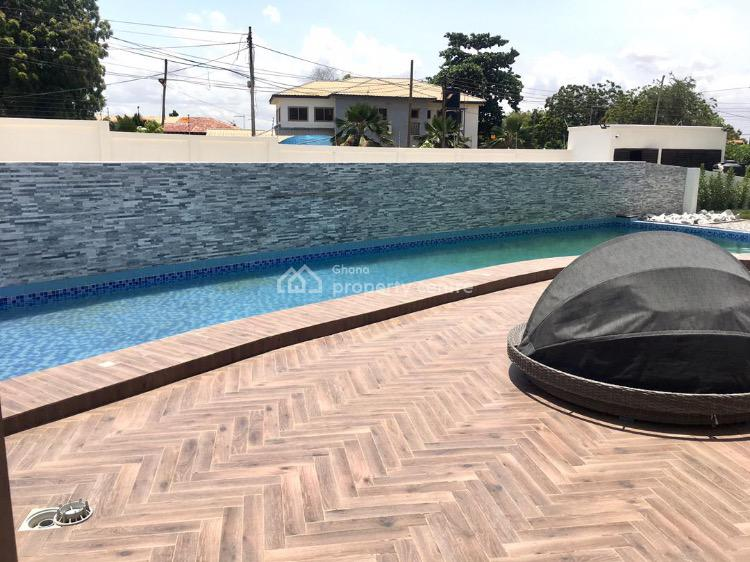 2 Bedroom Furnished Apartment, Cantonments, Accra, Self Contained (single Rooms) for Rent