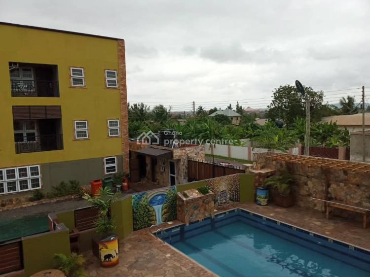 2 Bedroom Flats(6) with Pool and Bar, Old Ashongman, Dome, Ga East Municipal, Accra, Block of Flats for Sale