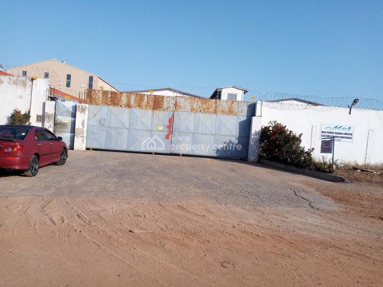 1741 Sqm Warehouse, Heavy Industrial Area, Tema, Accra, Warehouse for Sale