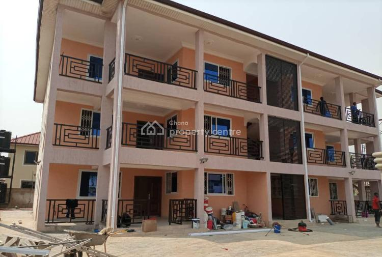 Newly Built 3 Bedroom Apartment, Cambodia, After Community 18 Blockfactory, Community 20, Tema, Accra, Apartment for Rent