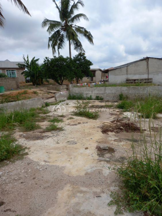 2 and Half Plot, Kenyasi Bosore, Kumasi Metropolitan, Ashanti, Mixed-use Land for Sale