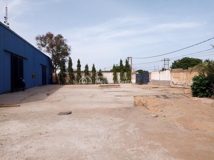 1500 Square Meters Warehouse, Industrial Area, Tema, Accra, Warehouse for Rent