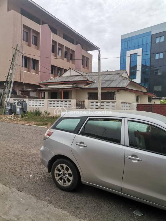 Old Property, Near Accra  Sport Stadium, Osu, Accra, Terraced Bungalow for Sale