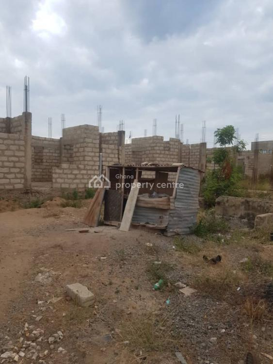 Uncompleted 16 Rooms on 2 Plots, Main Teshie Bush Road, Ledzokuku-krowor, Accra, Mixed-use Land for Sale