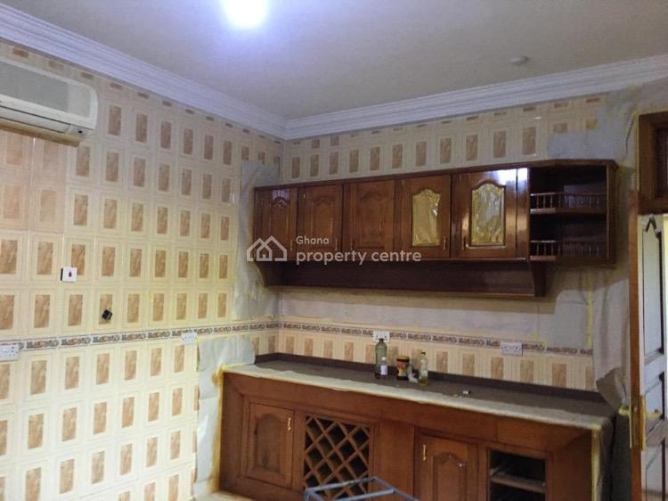 4 Bedroom House + 2 Bedroom Boys Quarters, Airport Residential Area, Accra, House for Rent
