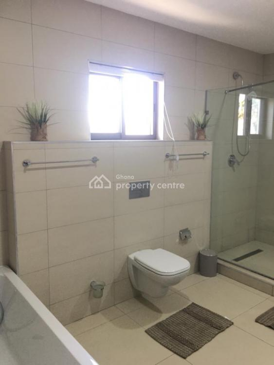 Furnished 4 Bedroom Townhouse with Boys Quarters, Airport Residential Area, Accra, Townhouse for Rent