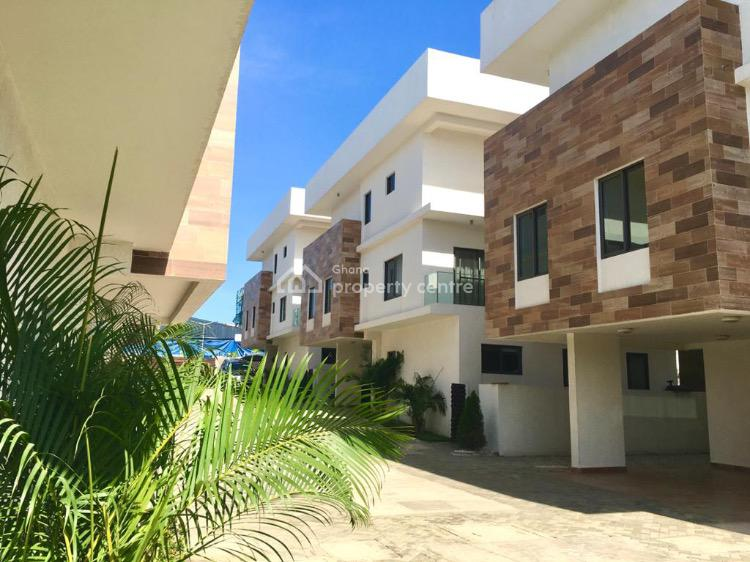 Luxury 4 Bedroom Townhouse, Airport Residential Area, Accra, Townhouse for Sale