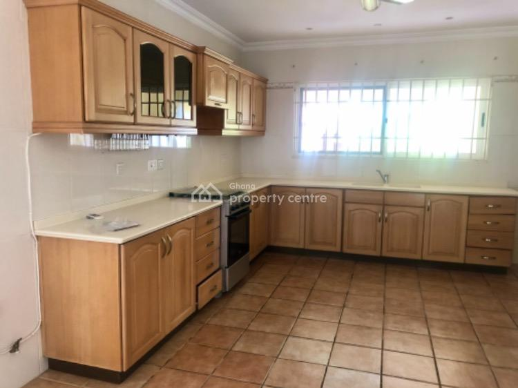 3 Bedroom House with Boys Quarters, Cantonments, Accra, House for Rent