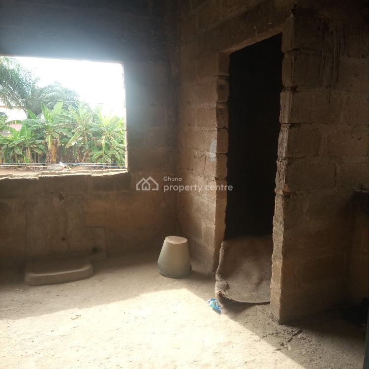 Registered & Roofed 4 Bedroom House, Zero Gbawe, Accra Metropolitan, Accra, Detached Bungalow for Sale