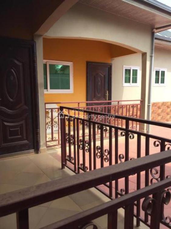 Executive 5 Master Bedroom of 2 Apartments, Adom City , Kasoa, Awutu-senya East, Central Region, Detached Bungalow for Sale
