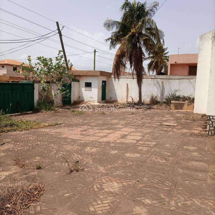 Registered 5 Bedroom House, Tabora No. 2 Near N1 Main Road, Accra Metropolitan, Accra, Detached Bungalow for Sale