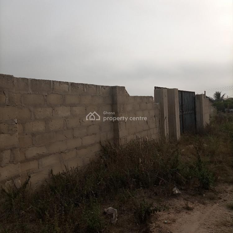 2 Plots Walled & Gated at Green Estates/ Kasoa / Roman, Kasoa Roman / Sapato, Awutu-senya, Central Region, Commercial Land for Sale