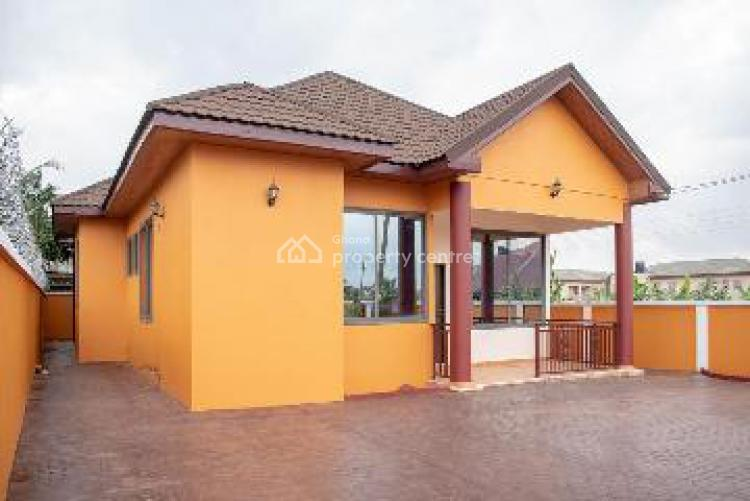 New 3 Master Brm House at Ashiyie / Amanfrom (adenta Municipality), Ashiyie / Amanfrom Adenta, Adenta Municipal, Accra, Detached Bungalow for Sale