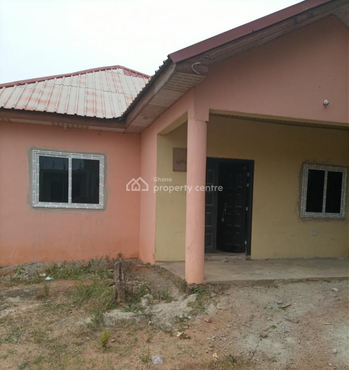 3 Master Bedroom House, Ablekuma Odumase  on Anyaa - Pokuase Road, Accra Metropolitan, Accra, Detached Bungalow for Sale