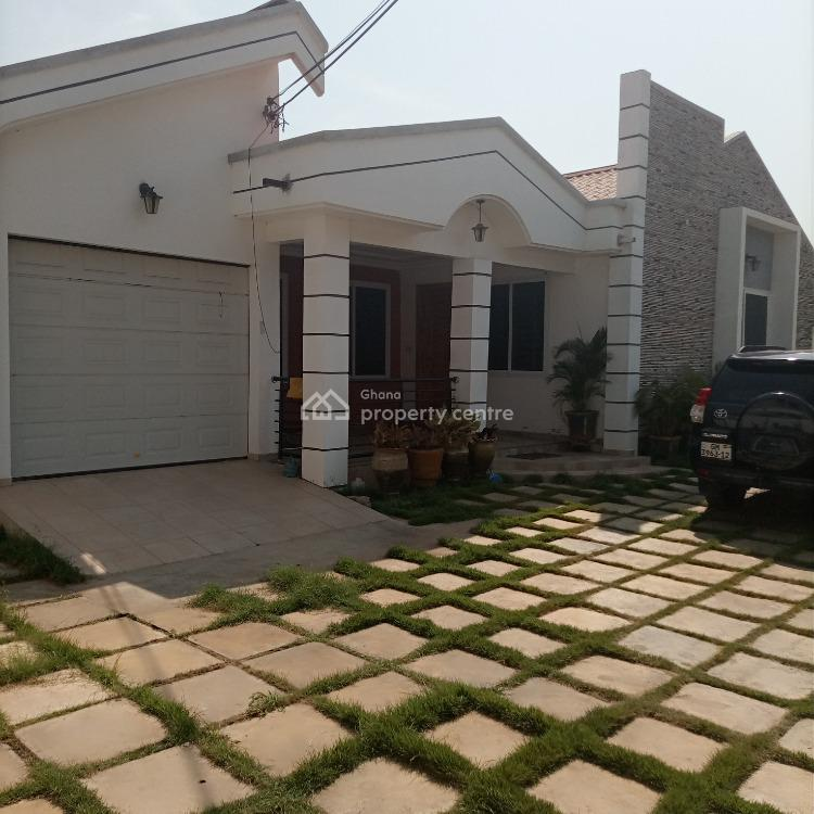 Executive 4 Master Brm House at New Aplaku / West Hills Mall Area, New Aplaku, Accra Metropolitan, Accra, Detached Bungalow for Sale