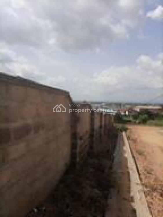 Registered & Walled Plot at Kasoa Toll Booth, Tuba, Accra Metropolitan, Accra, Residential Land for Sale
