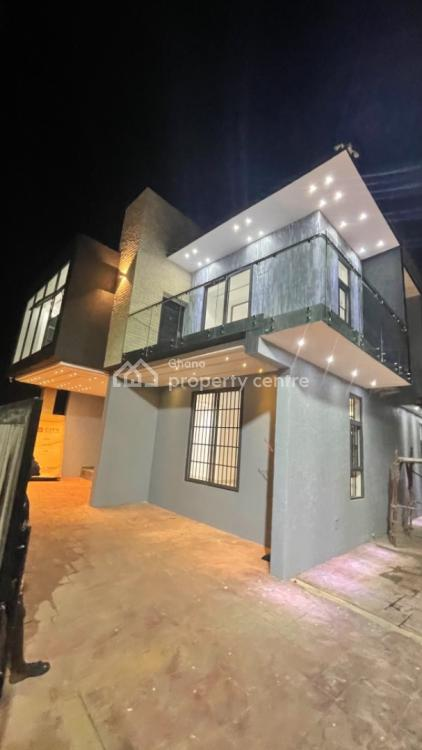 Ultra Modern 3 Bedroom Store House Now Selling, East Legon Hills, East Legon, Accra, Detached Duplex for Sale