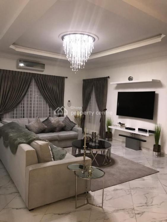 Ultramodern Fully Furnished Four Bedroom House, East Legon, Accra, House for Sale