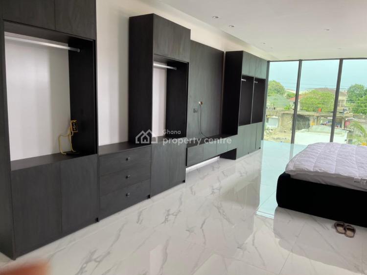 Newy Built 4-bedroom House with Swimming Pool at East Legon Adjirigano, Adjiriganor, East Legon, Accra, House for Sale