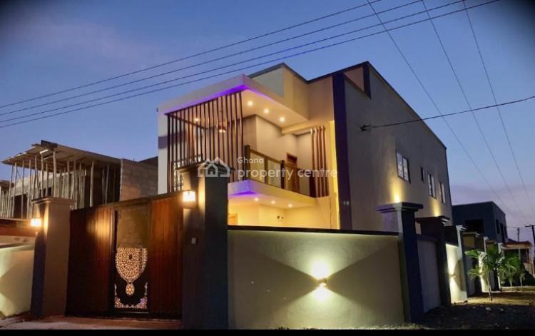 Executive 4 Bedroom Townhouse, Haasto Around Ecomog, East Legon (okponglo), Accra, House for Sale