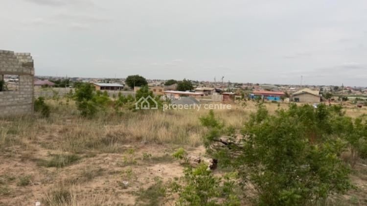 70/100 Titled Plot of Land, East Legon Hills, East Legon, Accra, Mixed-use Land for Sale