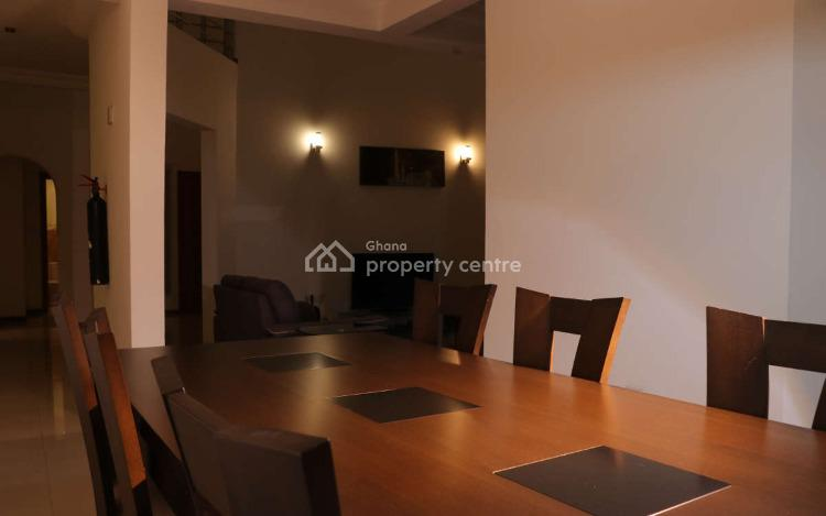 Luxury 3 Bedroom Furnished Apartment, Coffee Street - Boundary Road, East Legon, Accra, House for Rent