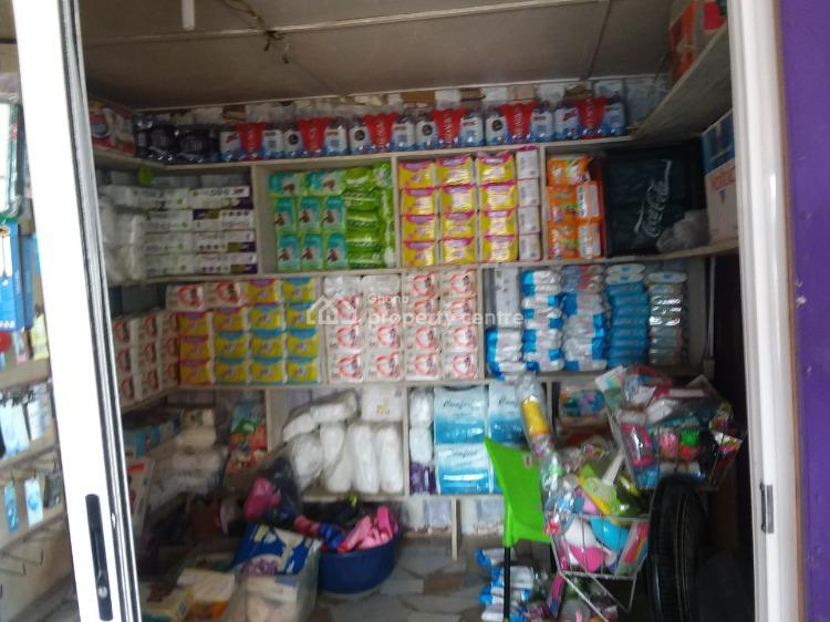 Container Shop, Weija, Oblogo School Junction Road, Weija, Ga South Municipal, Accra, Shop for Rent