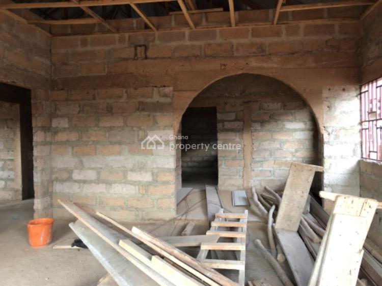 Uncompleted 3 Bedroom with Land Title Located at Oyibi., Oyibi, Accra, Detached Bungalow for Sale