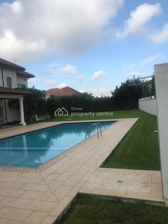 5 Bedrooms House with Swimming Pool, Trasacco, East Legon, Accra, Detached Duplex for Sale