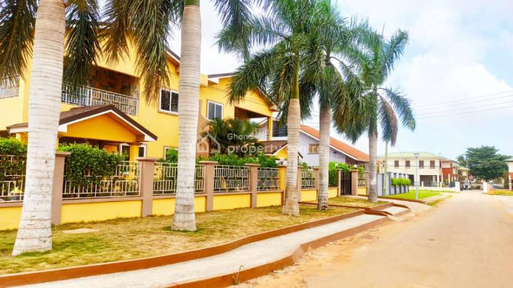 Ultramodern 5 Bedrooms House at Spintex Hfc Estate, Spintex Hfc Estate, Spintex, Accra, House for Sale