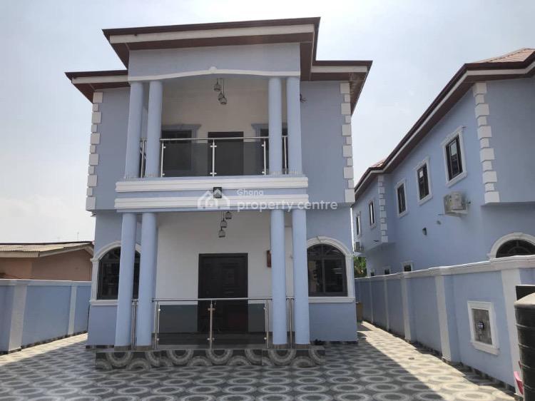 Executive 4 Bedroom Storey House, Mile 7 Road, Achimota, Accra, Terraced Duplex for Sale