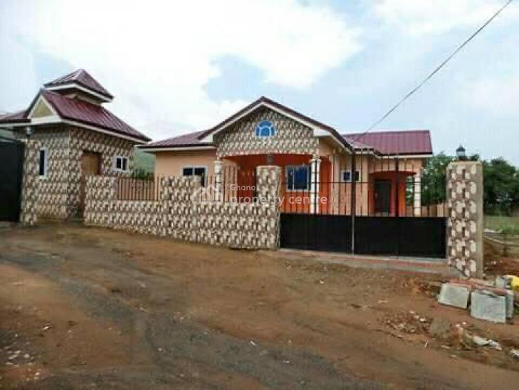 Titled 2 Master Bedroom House at Ayensah (aburi Toll Booth), Ayimensah / Danfa, Adenta Municipal, Accra, Detached Bungalow for Sale