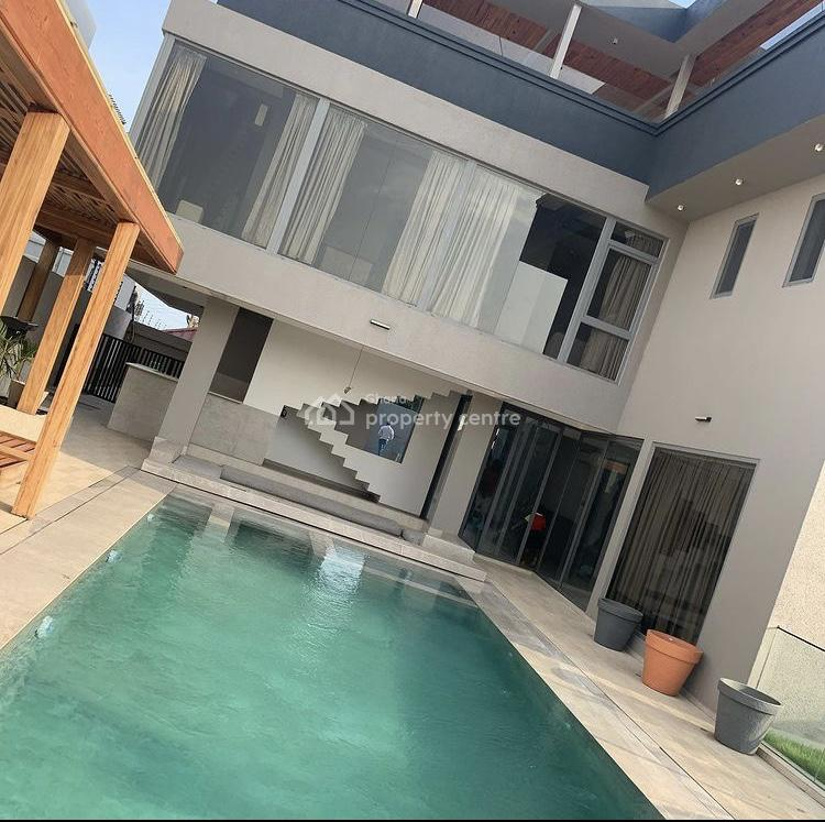 7 Bedroom Luxury Mansion, East Airport, Airport Residential Area, Accra, House for Sale