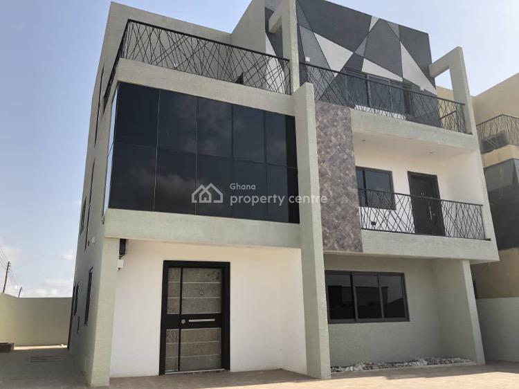 4 Bedroom with 3 Storey Level Located at Ashale Botwe., Madina, La Nkwantanang Madina Municipal, Accra, Detached Duplex for Sale