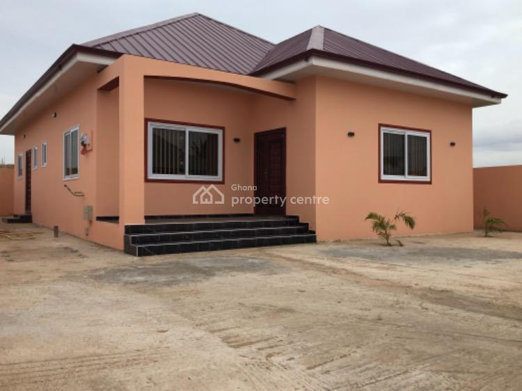 3 Bedroom House Located at Oyarifa,special Ice., Adenta Municipal, Accra, Terraced Bungalow for Sale