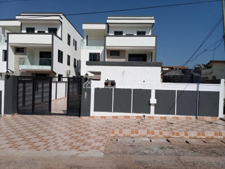 4 Bedroom Storey House, Ssnit Flats, Adenta Municipal, Accra, Terraced Duplex for Sale