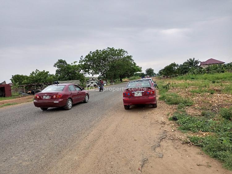 Roadside 10 Plot of Land, Ayikuma, Dodowa, Shai Osudoku, Accra, Mixed-use Land for Sale