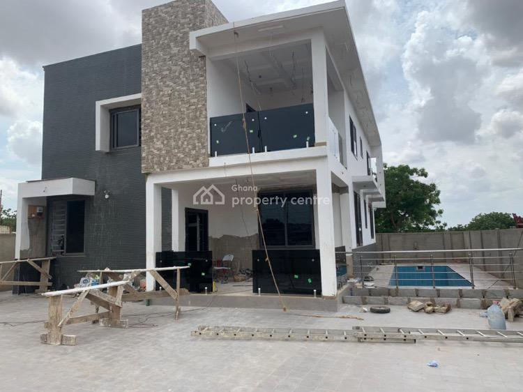 Newly Built 4 Bedroom House with a Swimming Pool. Negotiable, Ars East Legon, East Legon, Accra, House for Sale