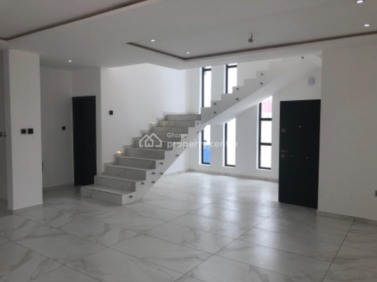4 Bedroom House with Swimming Pool Located at Trassaco, Trasacco, Adjiringanor, East Legon, Accra, Detached Duplex for Sale
