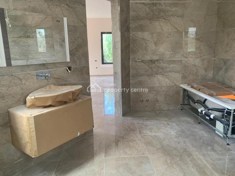 Executive Five Bedroom Room Penthouse with a Swimming Pool, Around American House, East Legon, Accra, House for Sale