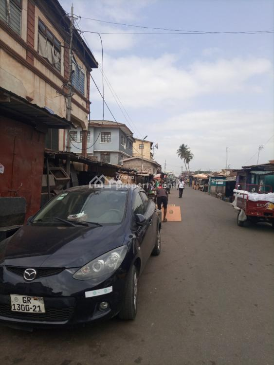 Old Building in Accra Central for Long Lease, Korle Workon, Accra Metropolitan, Accra, Warehouse for Rent