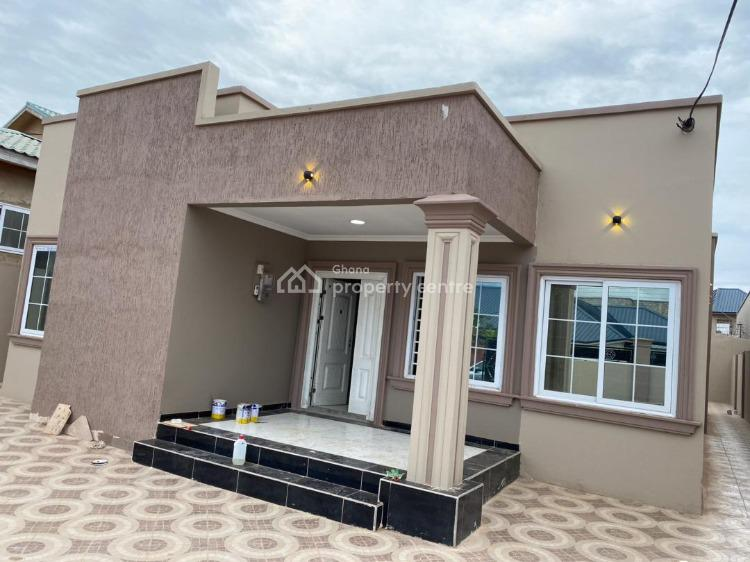 Titled & Newly Built 3 Master Bedroom House, Spintex, Accra Metropolitan, Accra, Detached Bungalow for Sale