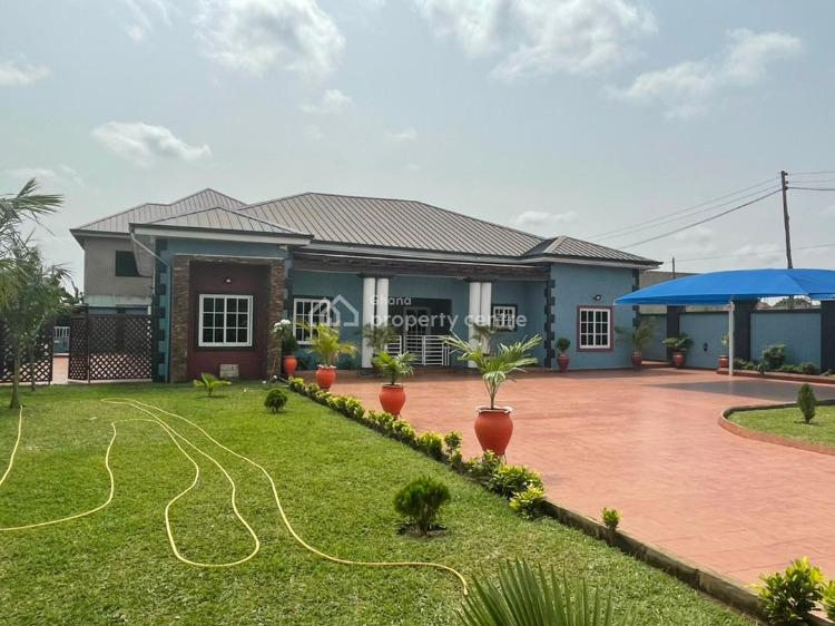 4 Bedroom House with Spacious Compound, Oyarifa, Abokobi, Ga East Municipal, Accra, Detached Bungalow for Sale