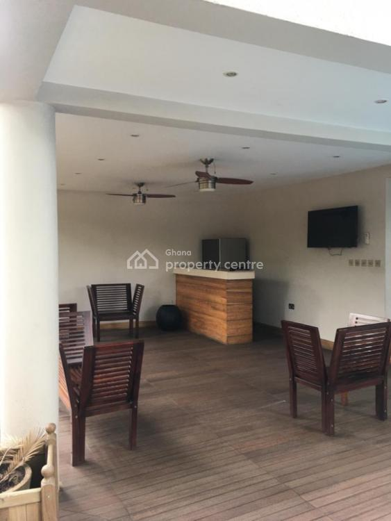 Unfurnished 4 Bedroom Townhouse with Boys Quarters, North Ridge, Accra, Semi-detached Duplex for Rent